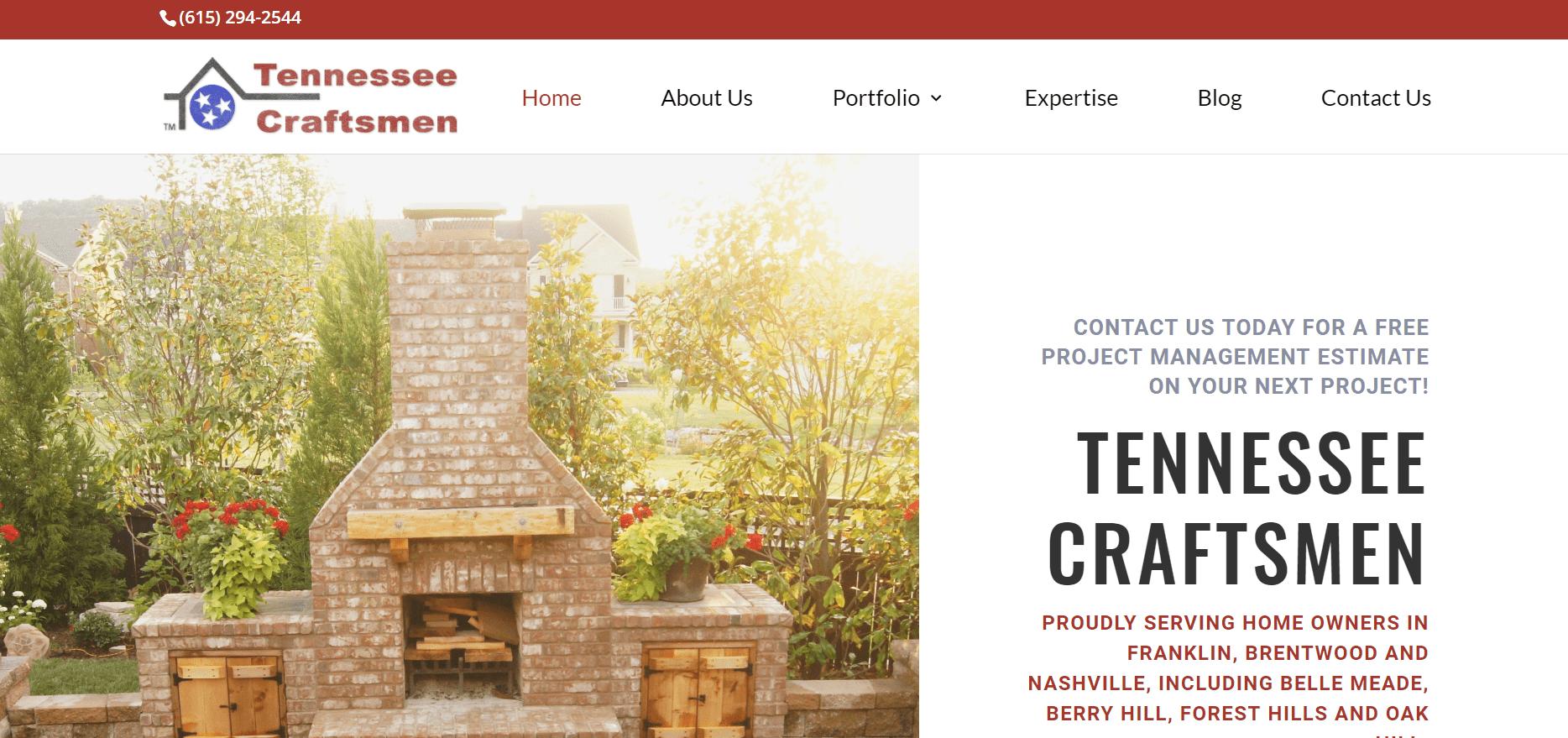 Tennessee Craftsmen Homepage